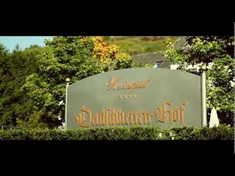 Wine Estate & Restaurant Deutschherrenhof in Trier / Mosel in Germany