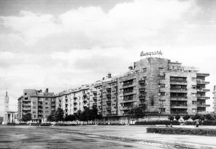 Szent István park.