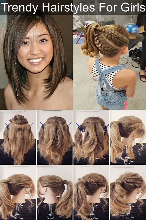 Hairstyle Gallery Wedding Hairstyles Hair Style For Kids Girls Hair Styles Girl Hairstyles Trendy Hairstyles