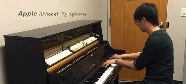 A Pianist Recreates Popular Ringtones, And the Results Are Actually Really Fun