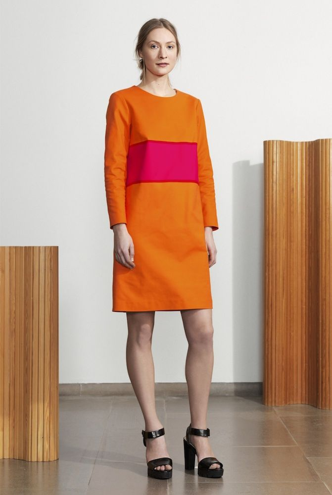 Hester dress - Marimekko Fashion - Winter 2015
