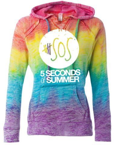 5 Seconds of Summer Hoodie - TeeeShop