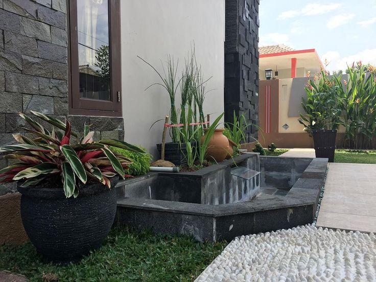 Taman Depan Rumah Minimalis Lahan Sempit 6