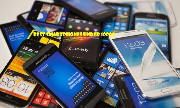best smartphones under 10000 in india 2015