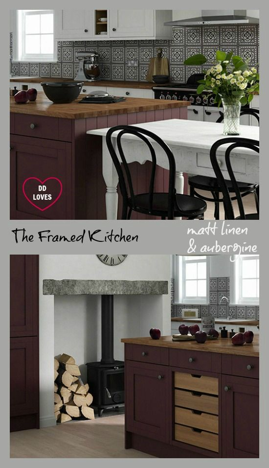 The Linda Barker Kitchen Collection for Wren Living