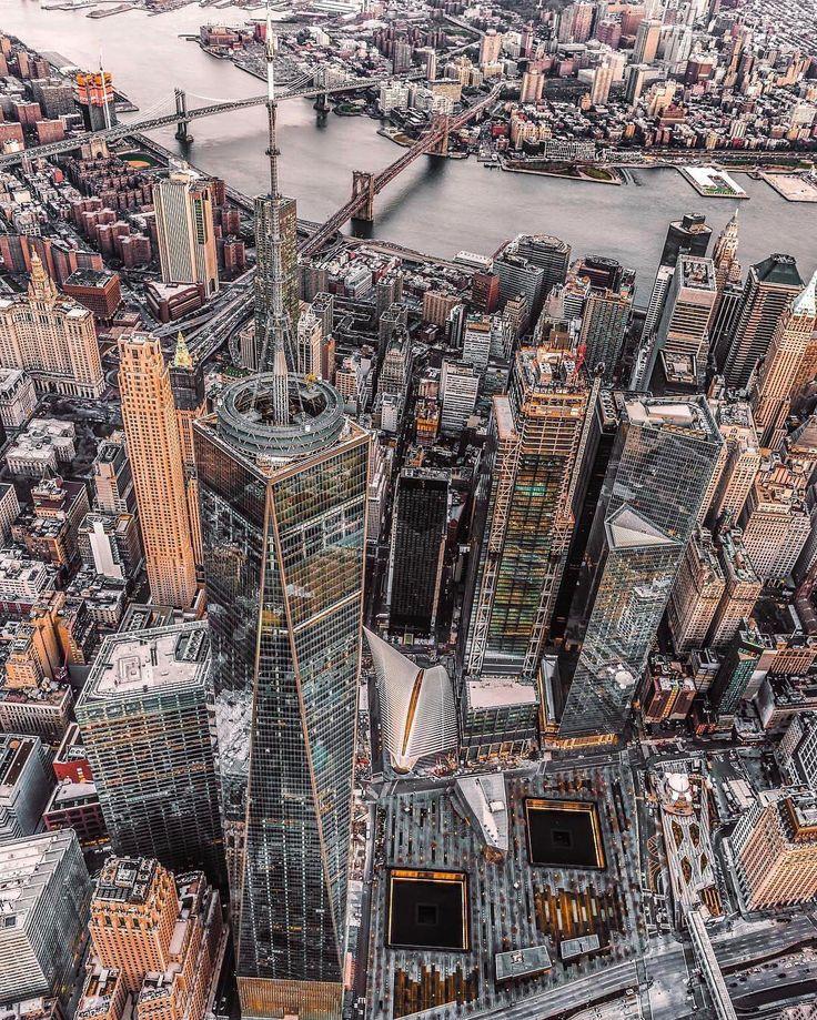 One World Trade Centre NYC