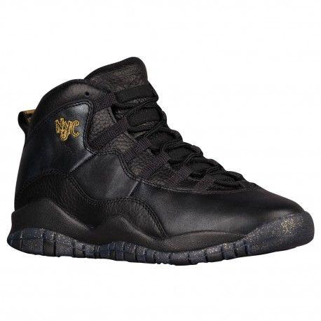 $99.99 #jordan #soles #sorryouttrappin #lebronjames  #basketball #bball #thoughts  jordan shoes 10 retro,Jordan Retro 10 - Boys Grade School - Basketball - Shoes - Black/Black/Dark Grey/Metallic Gold-sku:10806 http://jordanshoescheap4sale.com/726-jordan-shoes-10-retro-Jordan-Retro-10-Boys-Grade-School-Basketball-Shoes-Black-Black-Dark-Grey-Metallic-Gold-sku-10806012.html