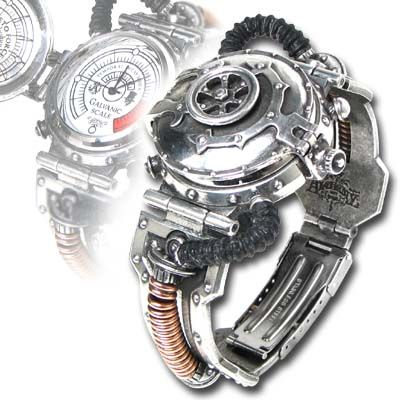 #cryoflesh #steampunk #watch