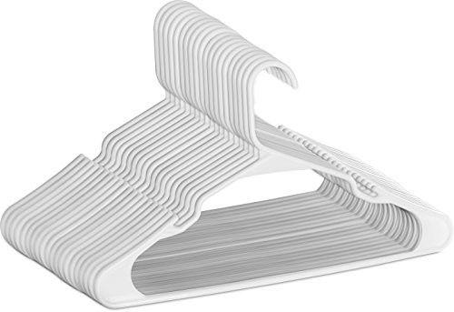 Standard Plastic Hangers Pack of 20