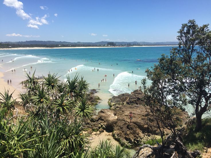 Welcome to Byron Bay.