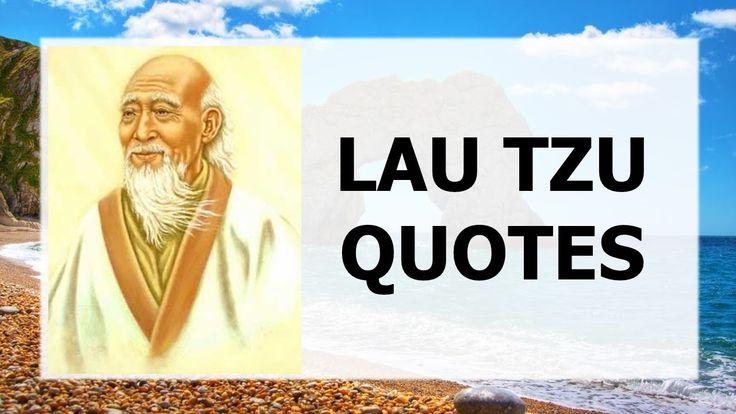 Lau Tzu Quotes - Top 20 Lao Tzu Quotes (Author Of Tao Te Ching)