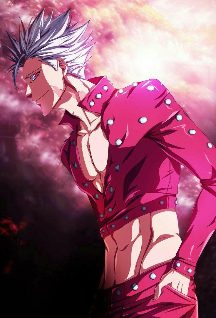 imagenes de nanatsu no taizai ~TERMINADA~ en 2020   Imagenes animadas, Personajes de anime