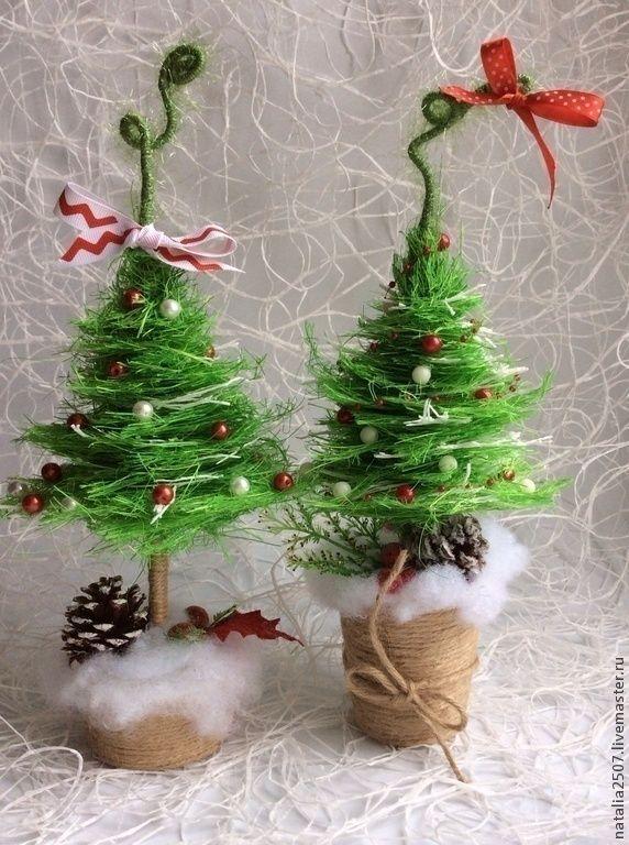 Купить Елочка С Новым годом! - зелёный, Новый Год, новогодний подарок, новогодний декор