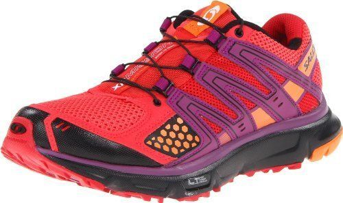 Salomon XR Mission w w Womens Mission w Trail Running Shoe Papaya 9 5 M US | eBay