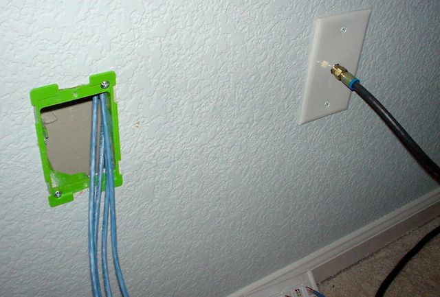 How To Wire Your House with Cat5 or Cat6 Ethernet Cable