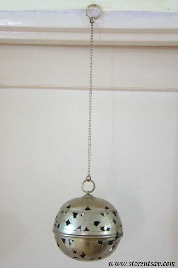 Lantern Tea Light Holder Hanging Candleholder Iron by StoreUtsav