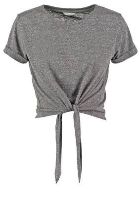 Sparkz Dikte Camiseta Básica Charcoal Melange Las Camisetas De Manga Corta Para Mujer Las camisetas de manga corta para mujer no requieren de una exhaustiva presentación; simplemente, no la necesitan.