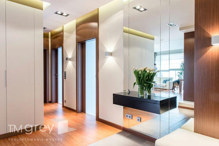 Elegancki warszawski Apartament | Projektowanie wnętrz Warszawa, Białystok | Projektant wnętrz, Aranżacja - Timgrey