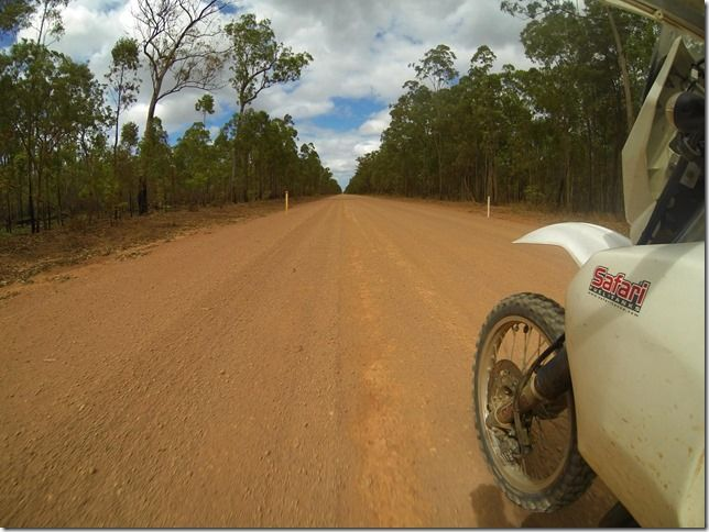 PDR to Weipa