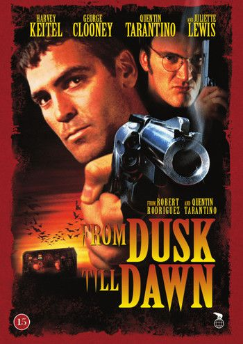 dusk to dawn | From Dusk till Dawn - Trilogy (Blu-ray) 429 kr