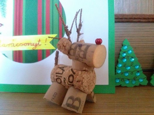 reindeer (Rudolph) :)