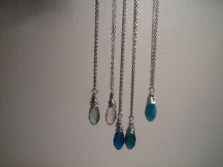 Silver  :925: necklace with Swarovski Stones