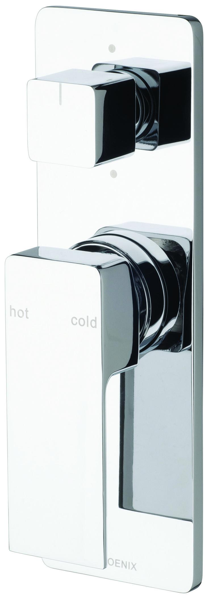 Radii Shower Bath Diverter Mixer