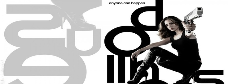 Dollhouse TV Series 2010 Facebook Timeline Cover