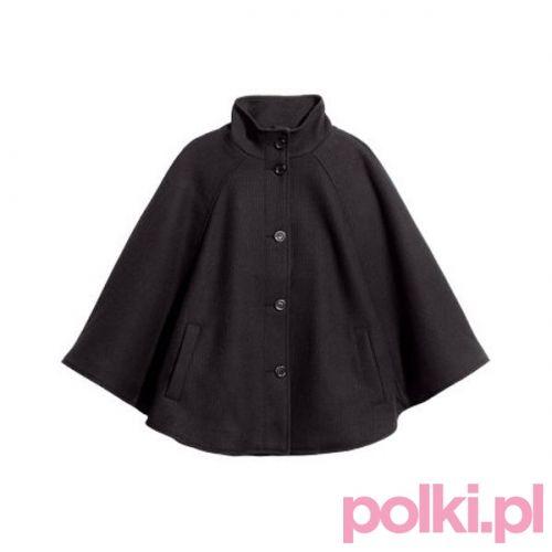 Modne peleryny i poncza, H&M #polkipl