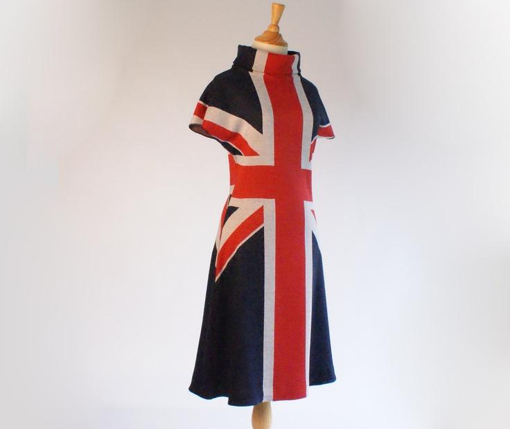 12 best Mod Winter Fashion images on Pinterest | Mod dress, 1960s ...