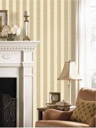 deze afbeelding heb ik gekozen omdat ik op 1 muur verticale lijnen heel mooi vind, de accentmuur, en ook als er verticale lijnen op de muur staan lijkt de kamer hoger, ik zou het wel in beige en chocolade kleur maken ipv deze