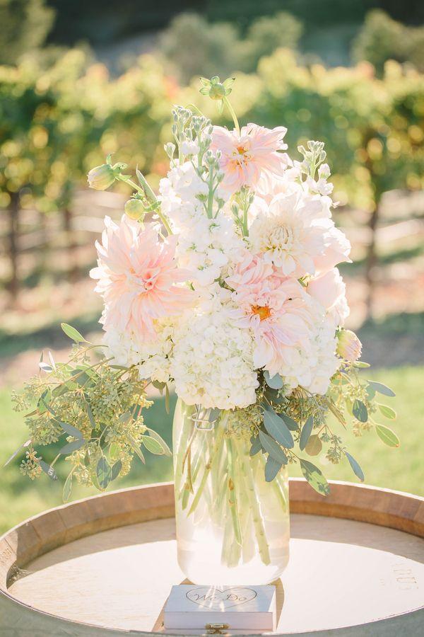 California DIY Winery Wedding | Desiree Hartsock