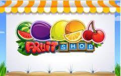 Fruit Shop od společnosti Net Entertainment je automatová hra s 5 válci, 3 radami a 15 výherními liniemi. Automatová hra Fruit Shop je velmi jednoduchá a je vhodná i pro začátečníky. Jen začít hrát. Hodně štěstí a vysoké výhry....http://www.hraci-automaty.com/Fruit-shop/