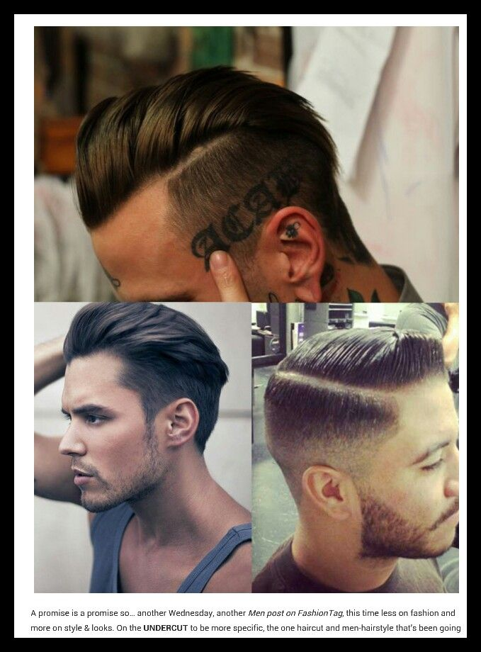 Galerry undercut hairstyle new york times