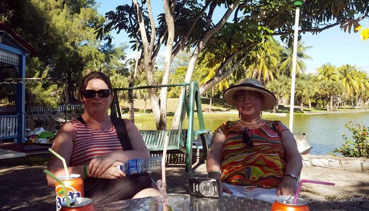 My sister and I decided to plan a surprise meet up with our cousins and Aunt in Varadero to celebrate our Aunts birthday. We left bright and early Saturday morning for a 6am flight from Toronto. Wh…
