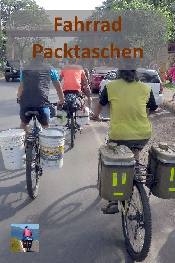Fahrrad Packtaschen Fur Radreise Und Fahrradtour Erfahrungen
