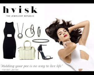 Be inspired by Kendall Jenner  hvi.sk/r/4reO- Follow the link for these#beautiful#jewelry-#hvisk #hviskstyling#hviskstylist #styling#cheap#new #accessories#jewellery #hviskicon #icon #kendall #jenner #kendalljenner #inspiration