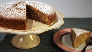 Walnut Cake Recipe | The Chew - ABC.com
