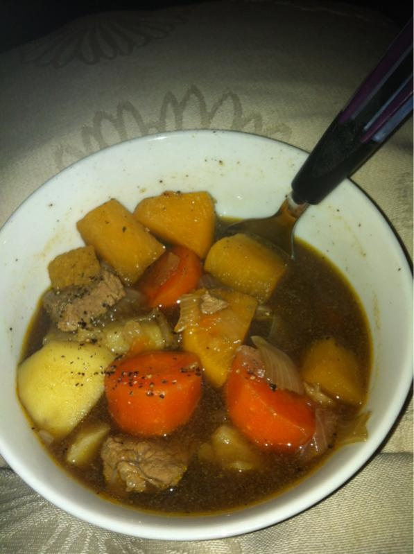 Slimming World beef stew - syn free :)