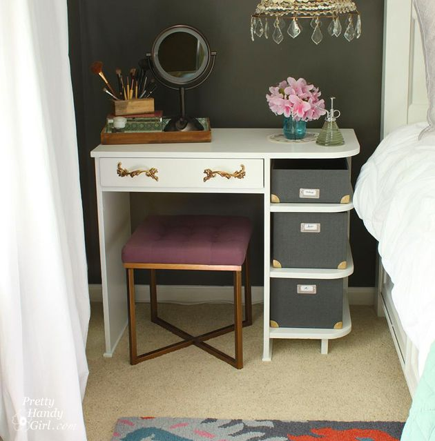 Best 25+ Painted Vanity Ideas On Pinterest