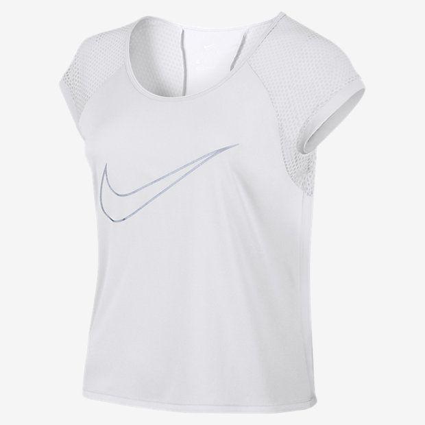 2790 -Женская беговая футболка Nike Dry