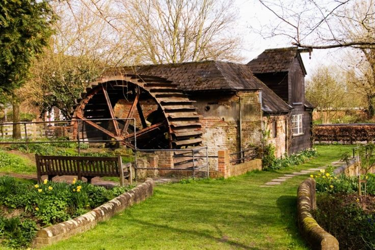 Pann Mill, High Wycombe