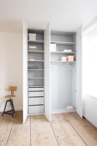 Jeder Eingangsbereich hat seinen individuellen Lieblingsschrank verdient. Schönbuch will mit seinem Schrankkonzept Cabin das passende Möbel bieten. Teilen:Auf Facebook teilen (Wird in neuem Fenster…