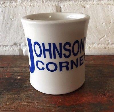 Johnson's Corner Restaurant Ware Mug By Westford China Colorado Cinnamon Rolls