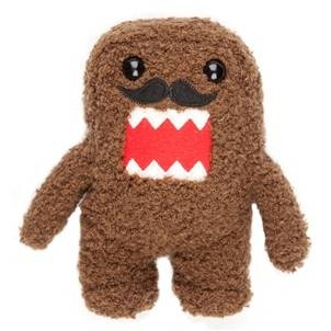The famous Domo! Handmade by Girl Scouts and available at Winterfest 2013 Dec. 7 at Santa Clara County Fairgrounds www.girlscoutsnorcal.org/winterfest