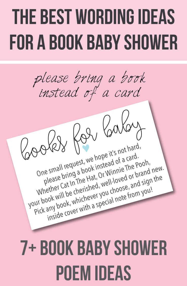 Baby Shower Invitation Wording Ideas - [homestartx.com]