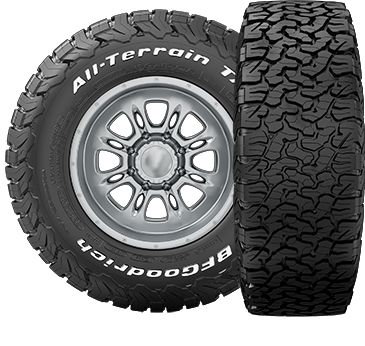 Shop for Off-Road Tires Tires | BFGoodrich Tires