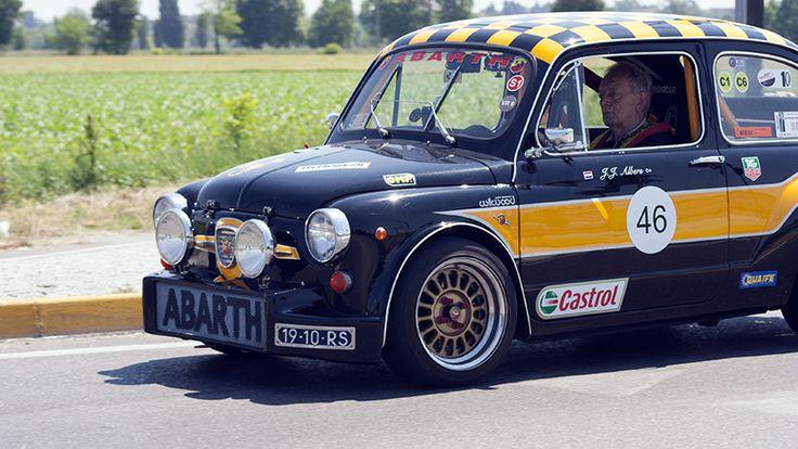 Abarth Fiat 600