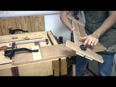 Exact-Width Dado Jig  Love this guy!  His videos are awesome!