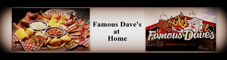 Famous Dave's Copycat Recipes